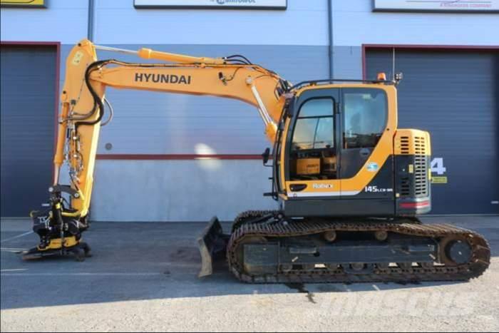HYUNDAI R145LCR-9A